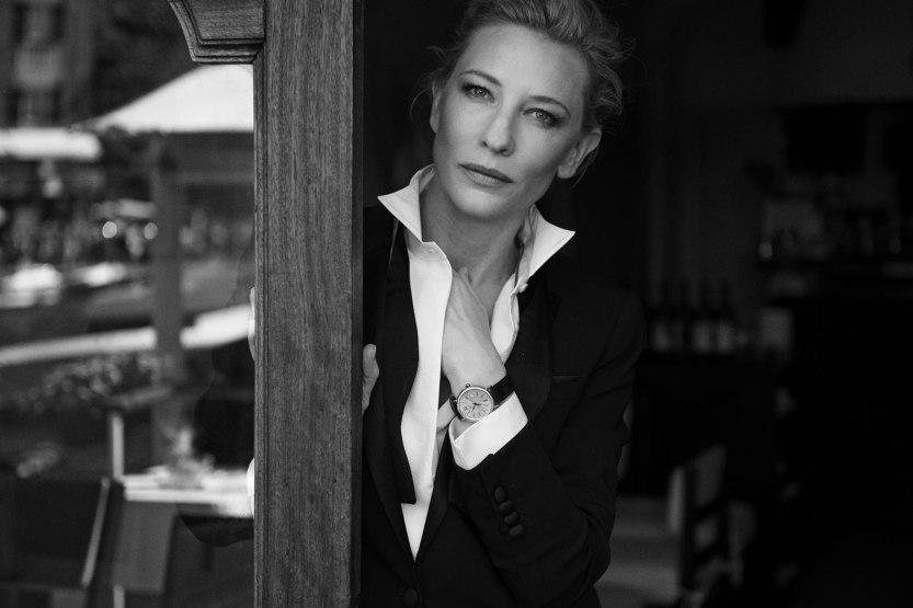 Cate-Blanchett-IWC-Timeless