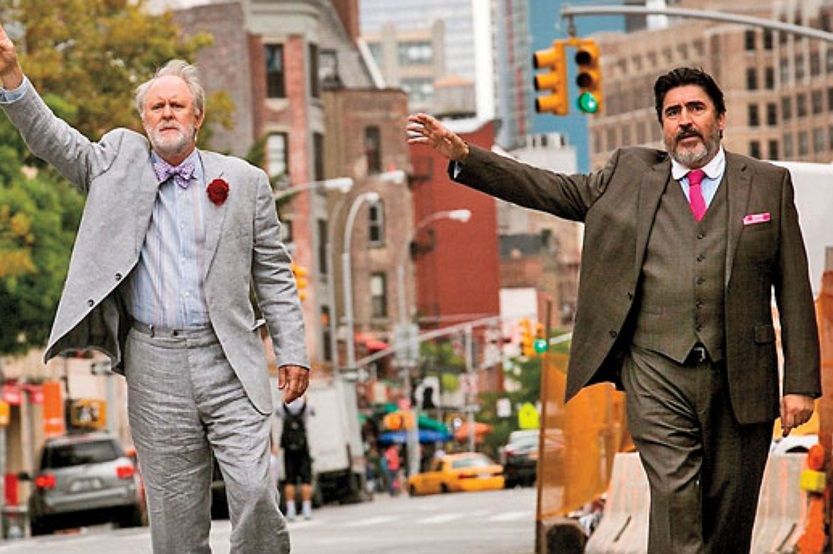 LOVE IS STRANGE - Alfred Molina, John Lithgow, Marisa Tomei
