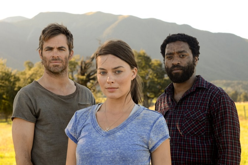 Z FOR ZACHARIAH - Margot Robbie, Chiwetel Ejiofor, Chris Pine