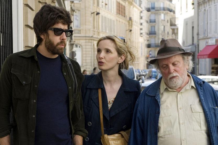 2 DNI W PARYŻU (2007), scenariusz: Julie Delpy