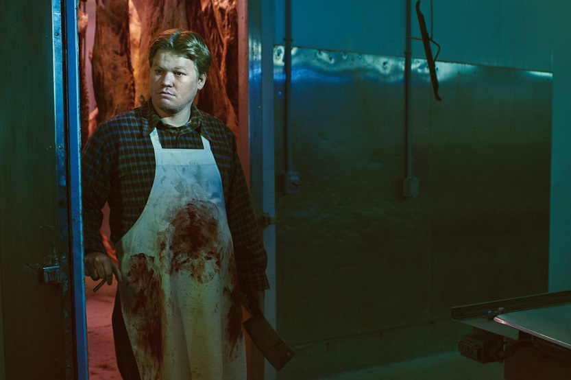 FARGO -- Pictured: Jesse Plemons as Ed Blumquist. CR: Mathias Clamer/FX