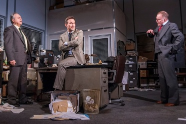 Glengarry Glen Ross / Playhouse, London