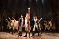 Hamilton / Victoria Palace Theatre, London