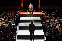 Julius Caesar / Bridge Theatre, London