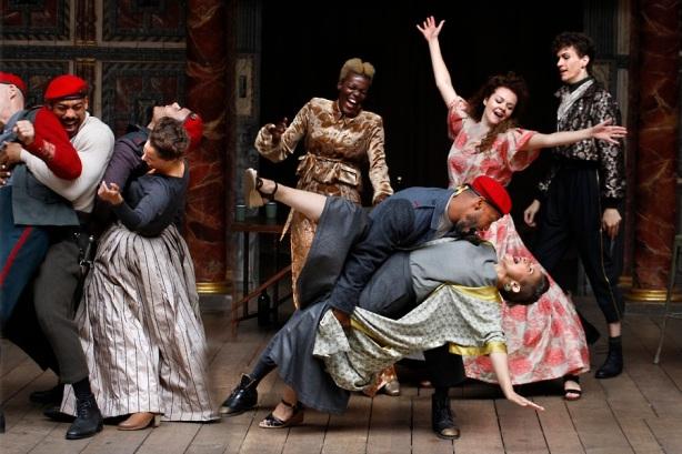 Othello   Shakespeare's Globe, London
