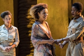 Antony & Cleopatra | National Theatre, London (foto: Johan Persson)