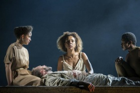 Antony & Cleopatra | National Theatre, London (Photo: Johan Persson)