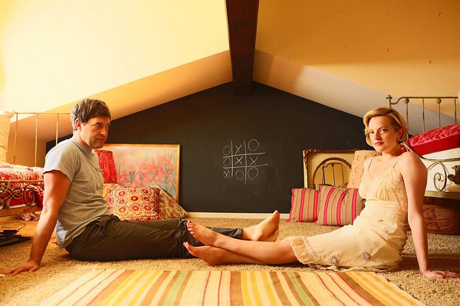Małżeństwo nie umawia się ze sceną łóżka